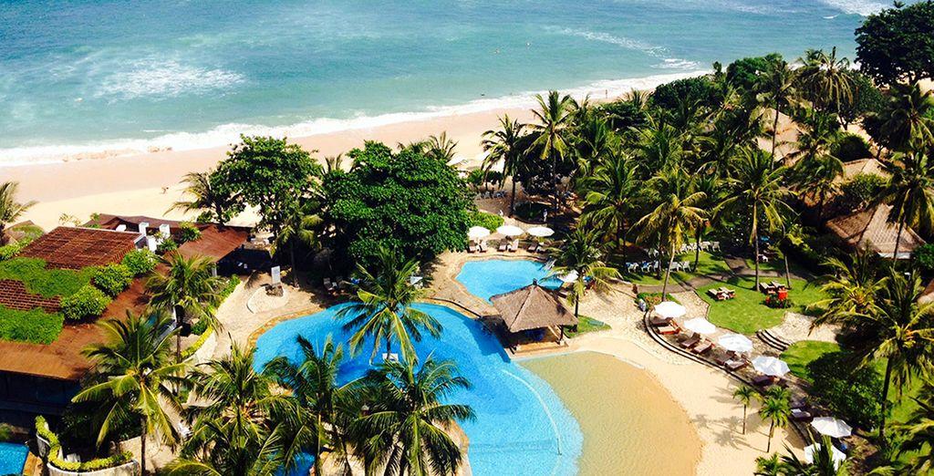 Envolez-vous pour Bali, à l'hôtel Grand Nikko 5*
