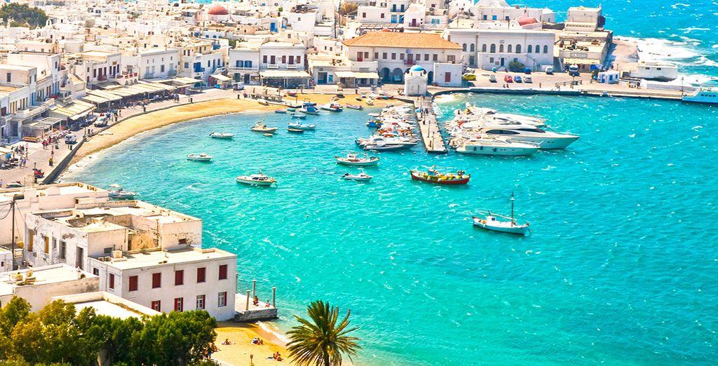 Très bon séjour dans les Cyclades !