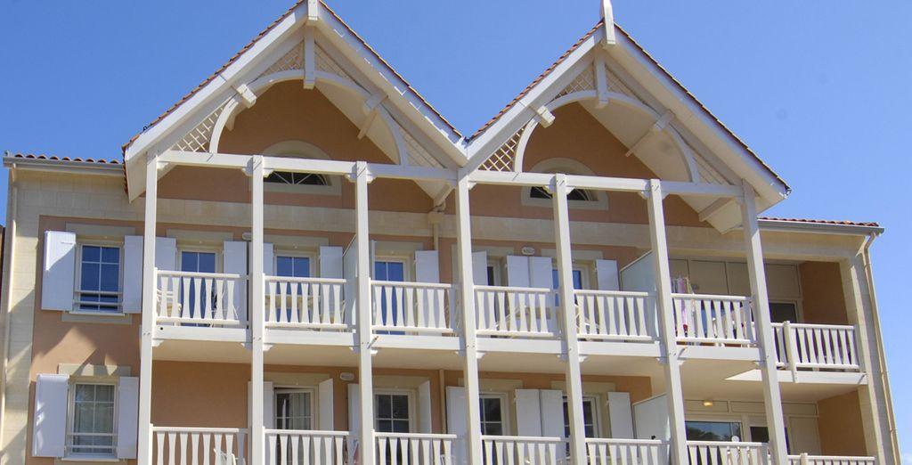 Installez-vous dans votre Résidence Villa d'Este dans la baie d'Arcachon !