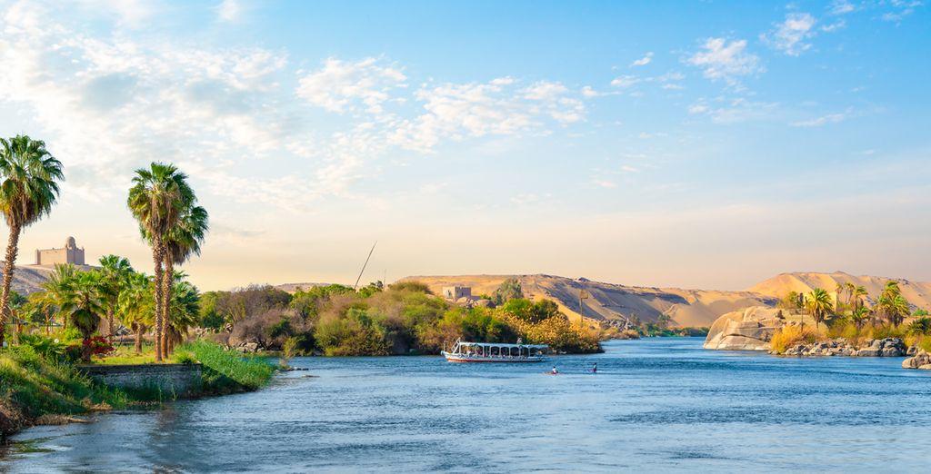 Découverte de l'Égypte avec croisière sur le Nil et séjour au Caire