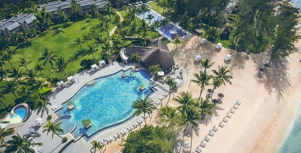 A la découverte de l'Île Maurice - Hôtel Outrigger Mauritius Beach Resort 5* avec séjour possible à Dubaï