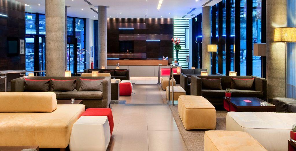 Alors suivez-nous au Hilton London Tower Bridge 4* ! - Hilton London Tower Bridge Hotel 4* Londres