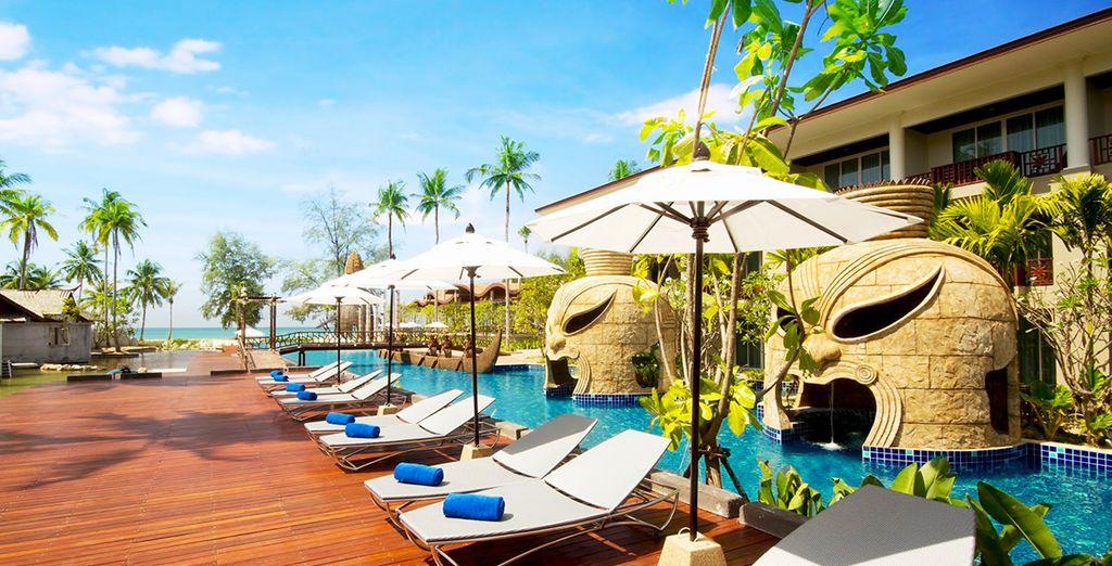 A l'hôtel Sentido Graceland Khao Lak Resort & Spa 5*
