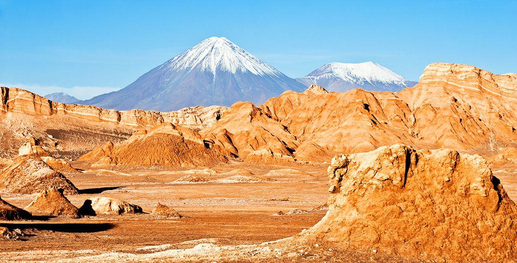 Du Chili à la Bolivie - Circuit