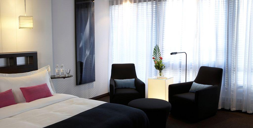 Hôtel de luxe 4 étoiles : Le Germain Montréal