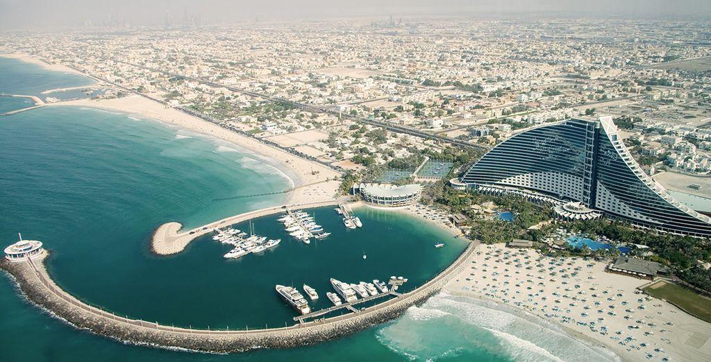 Dubaï va vous émerveiller...