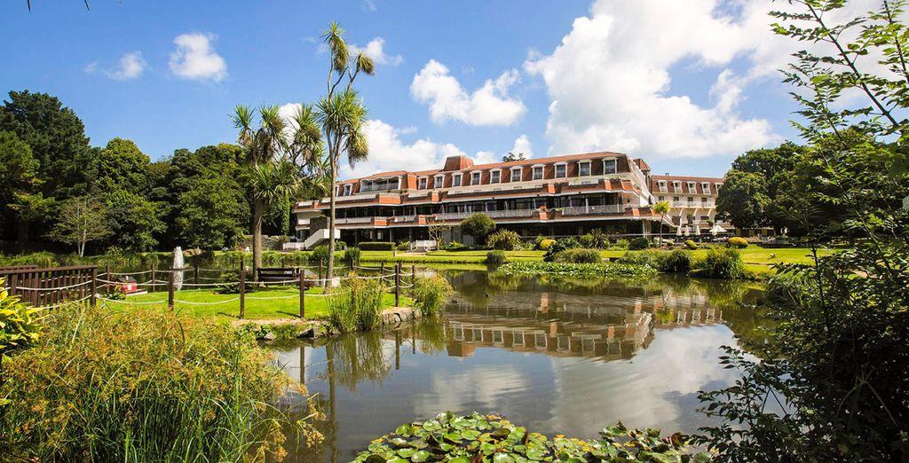 Bienvenue dans les îles anglo-normandes - St Pierre Park Hotel, Spa & Golf Resort 4* Guernsey