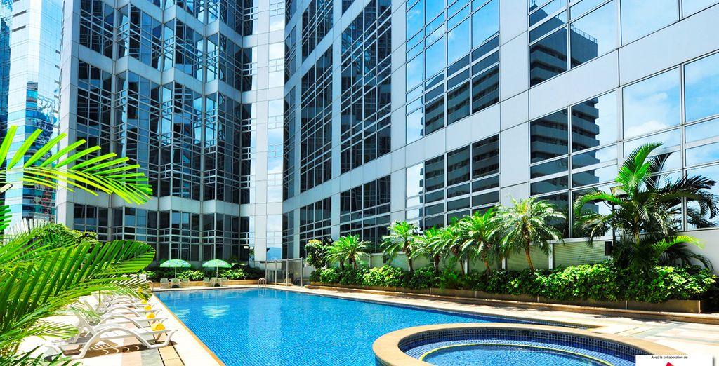 Bienvenue au Harbour Plaza North Point - Harbour Plaza North Point  Hong Kong