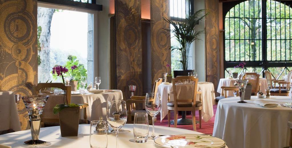 Découvrez le restaurant étoilé Le Montaigu, un régal pour les papilles