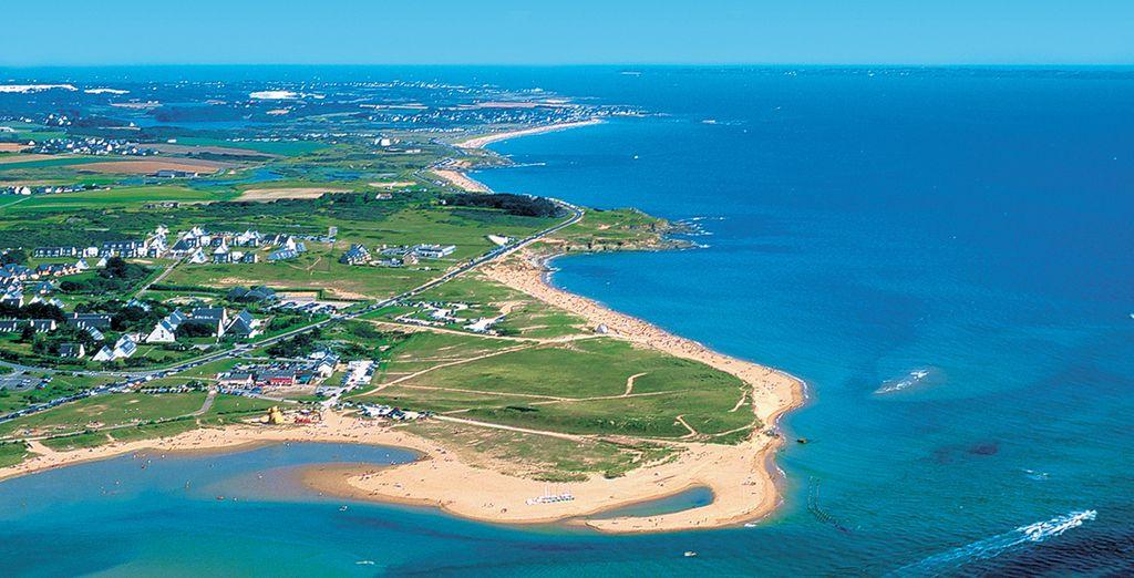 Excellent séjour sur le littoral breton