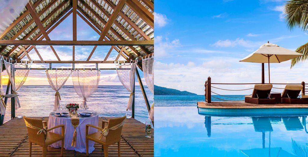 Perdez-vous face aux panoramas splendides de l'océan Indien...