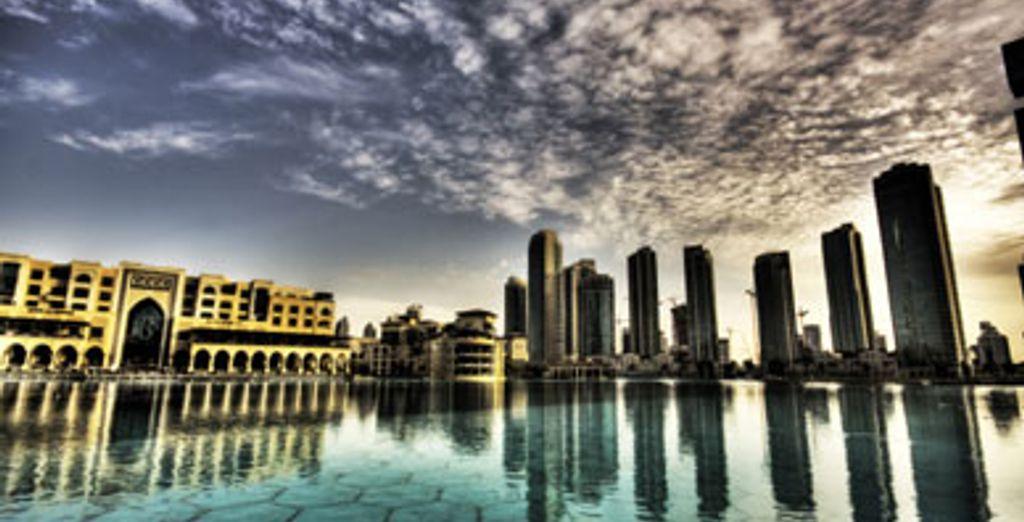 - Combiné Dubaï et Fujaïrah en 4* & 5* - Dubaï - Emirats Arabes Unis Dubai