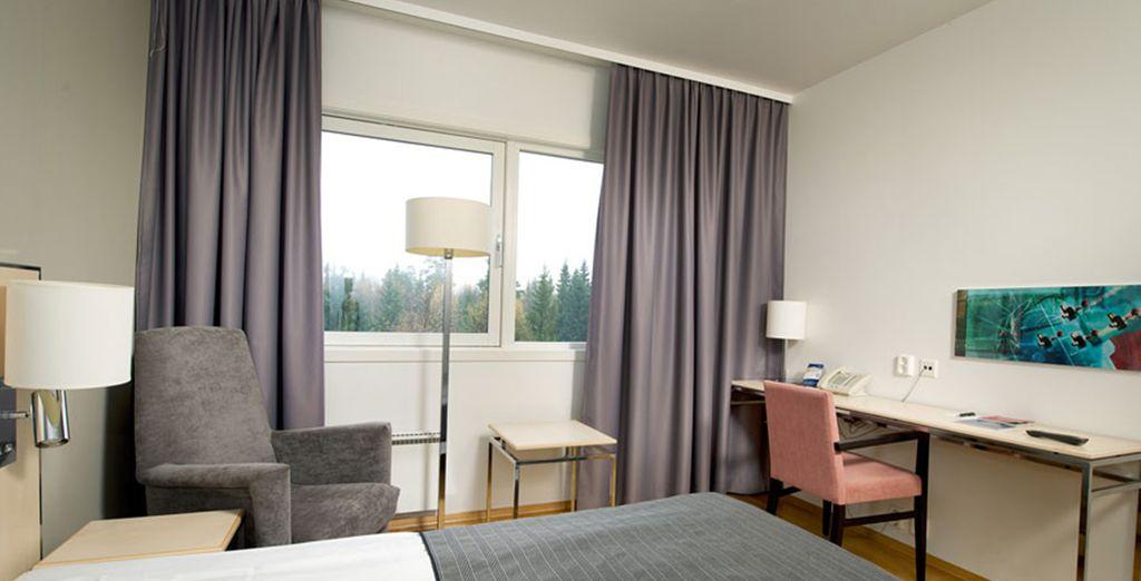 Hôtel à Oslo en Norvège sélectionné par Voyage Privé
