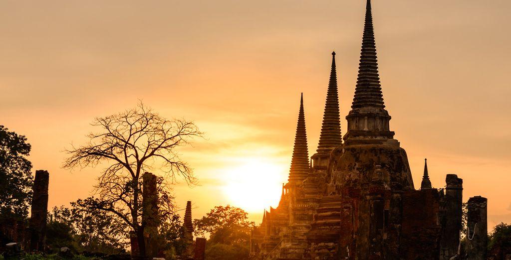 Circuit Trésors de la Thaïlande en 15 jours/12 nuits