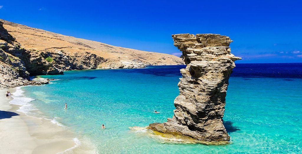 Les îles incontournables des Cyclades