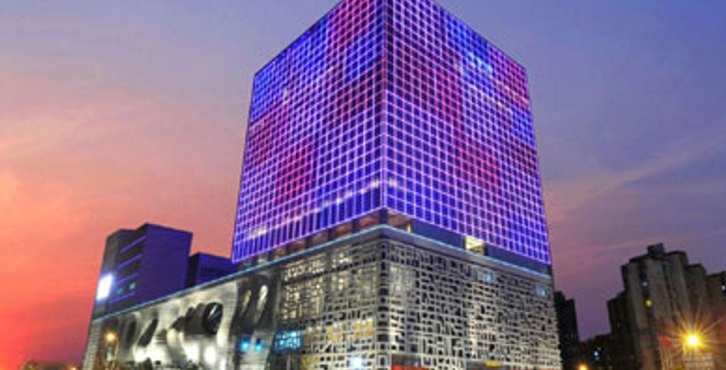 - Jumeirah Himalayas Hotel ***** - Shanghai - Chine Shanghai