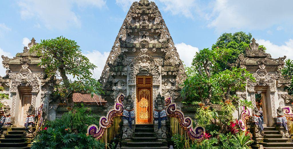 Combiné 5* à Bali et séjour à Lombok