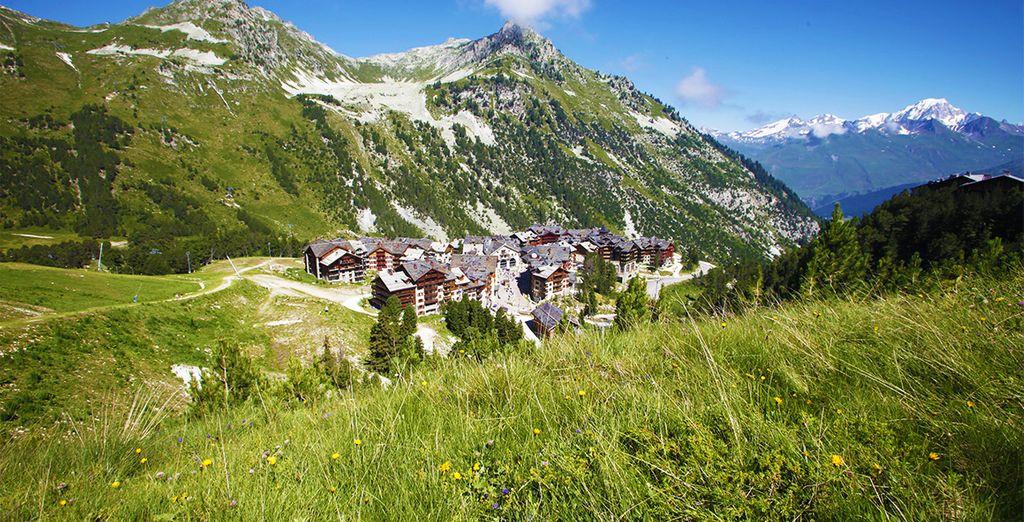 Bienvenue au coeur de la Savoie... - Résidence Premium Arcs 1950 Le Village Bourg Saint Maurice