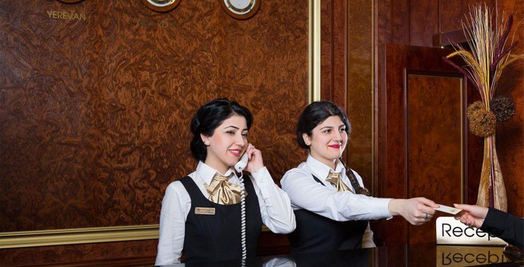 En prime, vous pourrez craquez pour un week-end seule, ou une extension au Diamond House Hotel 4*