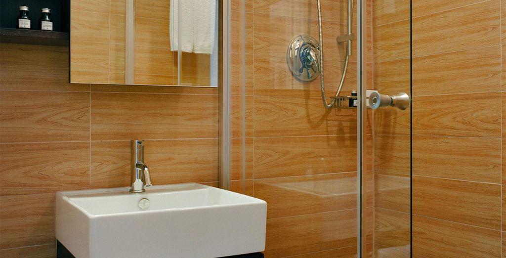 & sa salle de bain design...