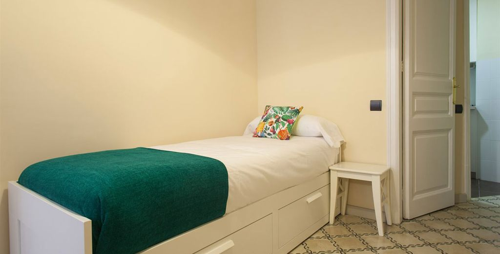 Appartement 5 : Une seconde chambre