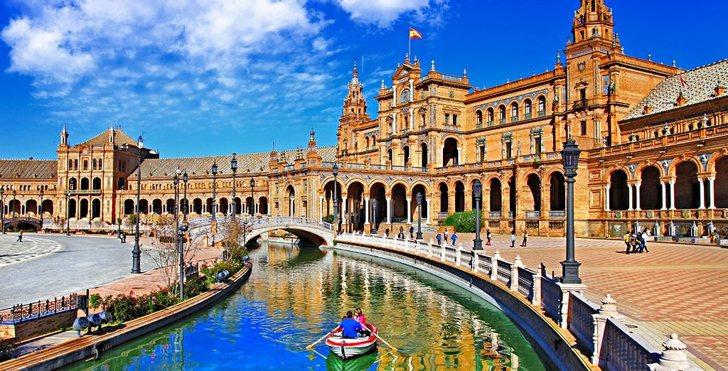 Hôtel à Séville, belle ville d'Espagne, sélectionné par Voyage Privé