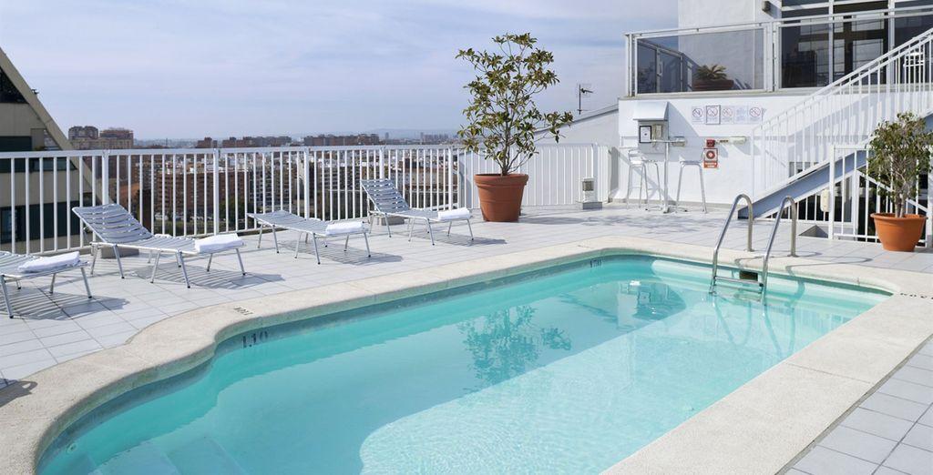 Découvrez votre hôtel Holiday Inn Valencia 4*