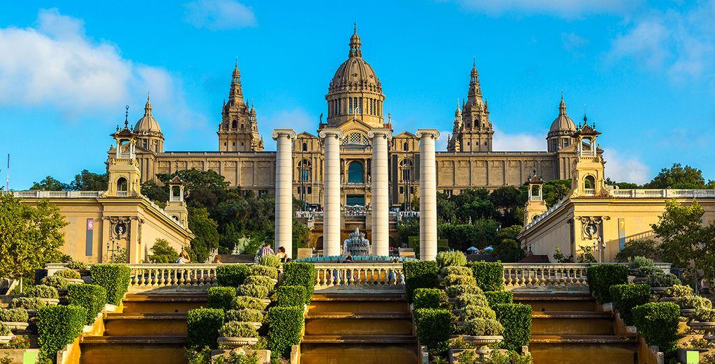 Pour vos prochaines vacances à Barcelone
