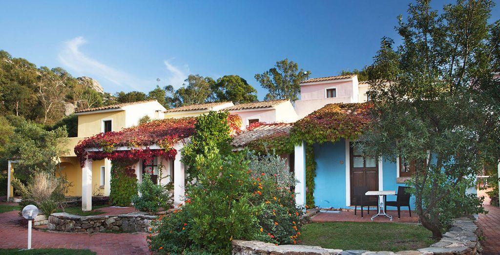 Hotel for sun holidays in Sardinia