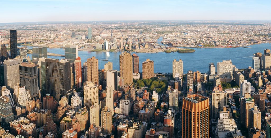 Séjournez au coeur de Manhattan - Affinia Manhattan Hotel **** New York