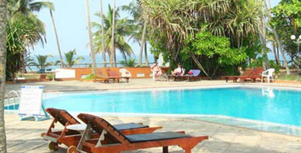- Villa Ocean View Hotel *** - Colombo Wadduwa - Sri Lanka Colombo