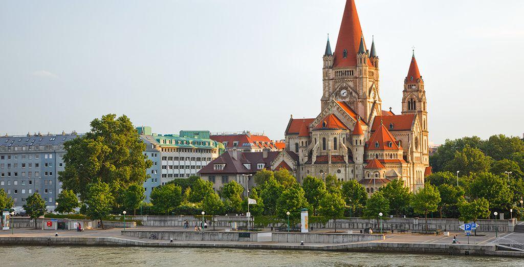 Vienne a tant à vous offrir !