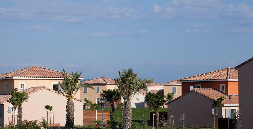 Nichée au cœur d'un parc de 11 hectares - Résidence MMV Le Domaine du Golf Fabregues