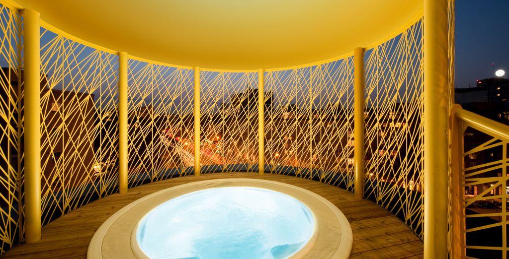 ...choisissez un lieu unique, l'hôtel Axel Berlin 4*