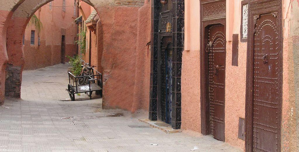 Vous adorerez votre séjour sous le soleil marocain. Profitez-en !