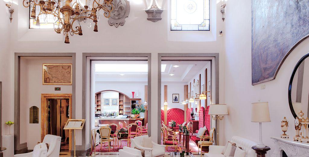 Mettant en scène tous les classiques de l'architecture italienne