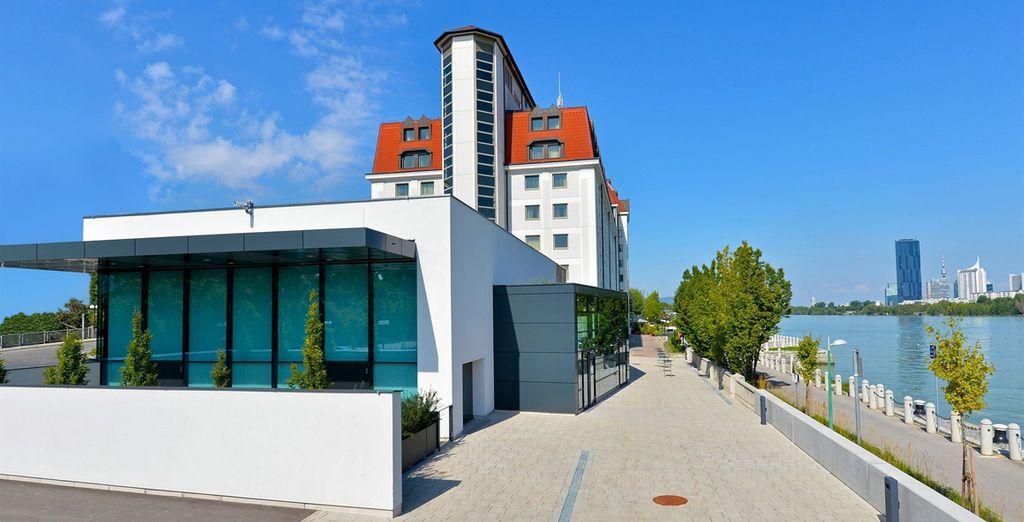 Evadez-vous en Autriche pour votre prochaine escapade ! - Hilton Danube Waterfront 4* Vienne
