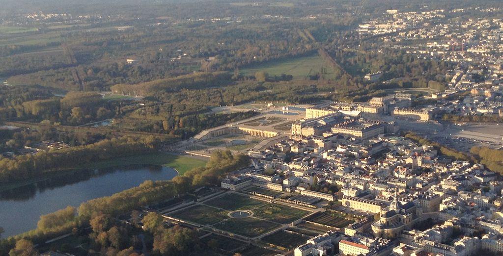Et jusqu'à Versailles