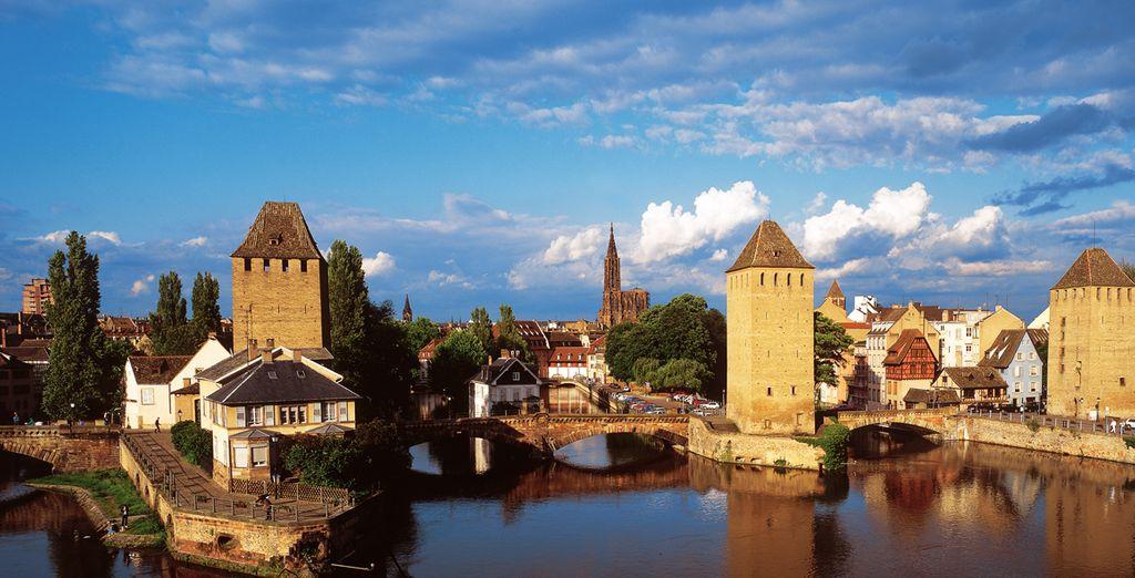Excellent séjour à Strasbourg