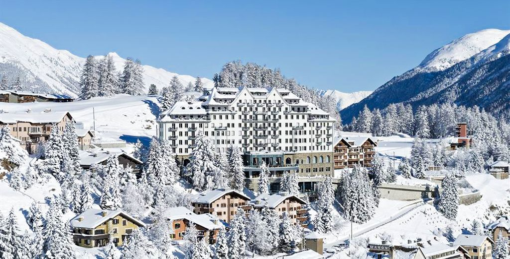Carlton Hotel St Moritz 5*
