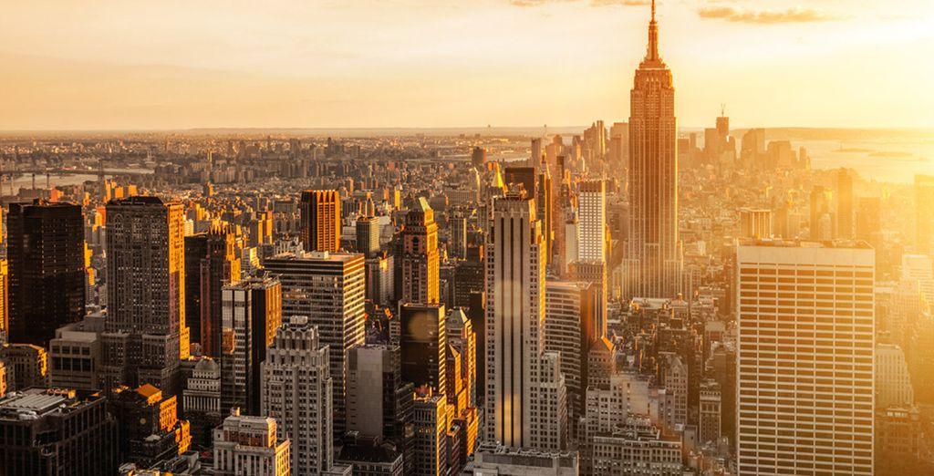 Débutez votre séjour en plein coeur de Manhattan