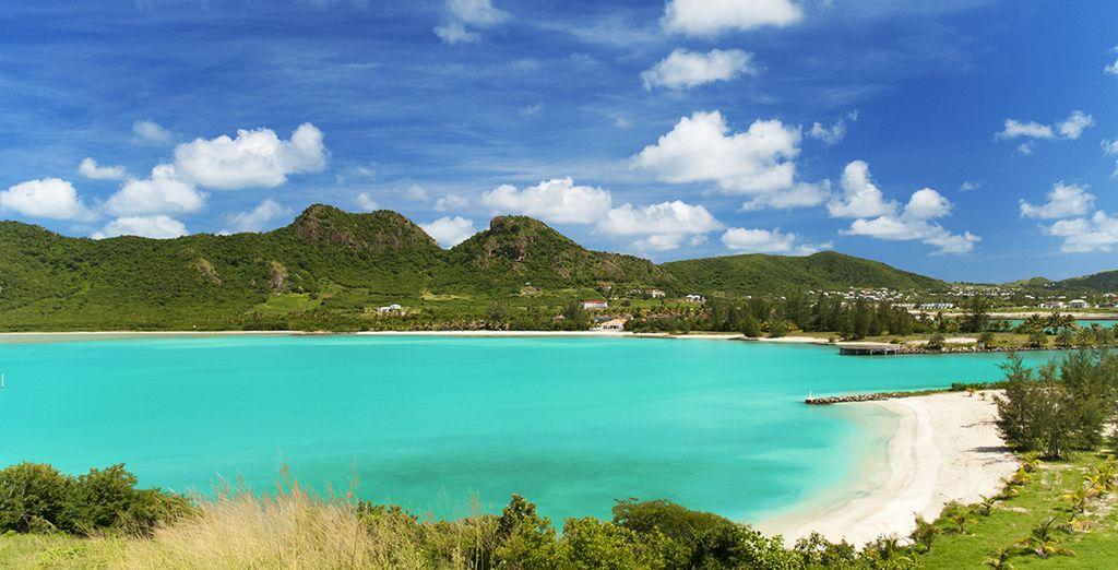 La côte des Caraïbes