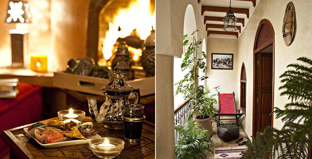 Poussez les portes du Riad Zen House