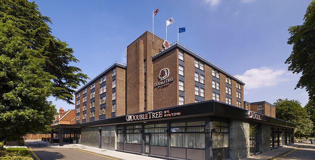 L'hôtel DoubleTree by Hilton Ealing