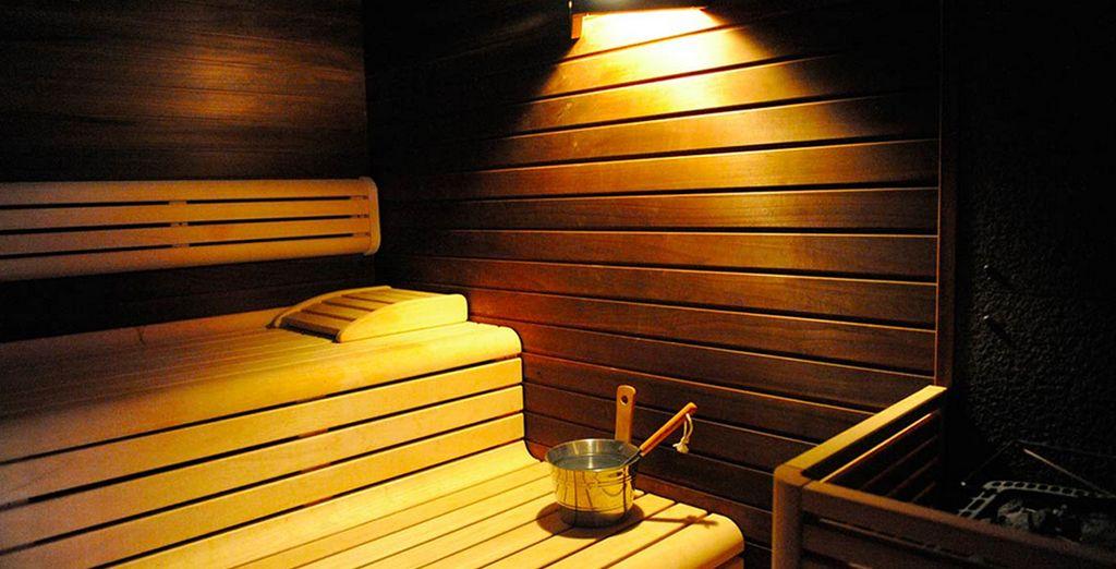 ou le sauna