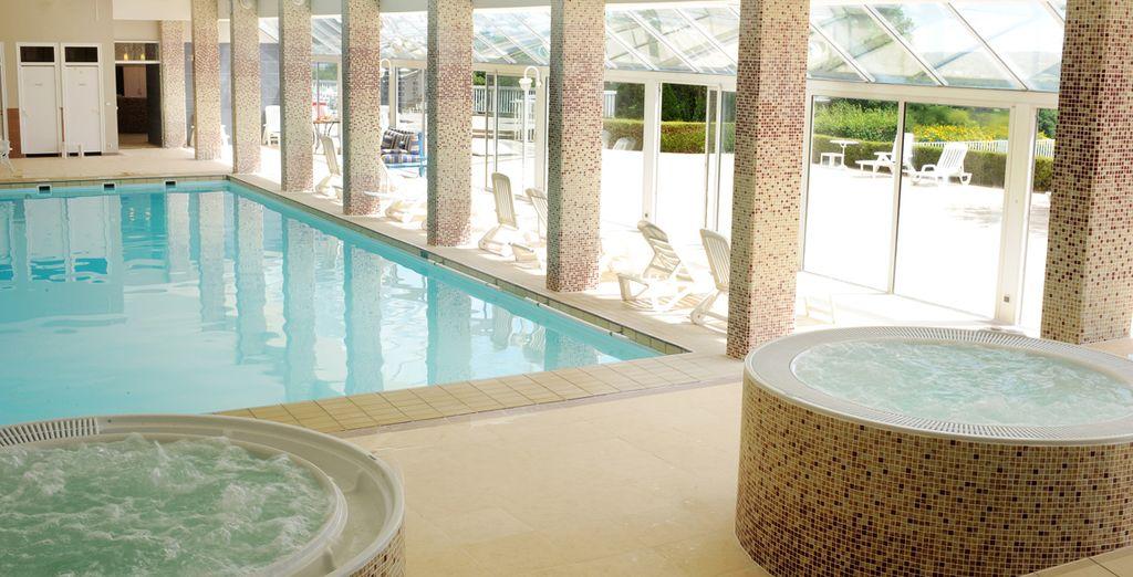 Venez découvrir un complexe exceptionnel - Hôtel Dryades Golf & Spa**** Pouligny Notre Dame