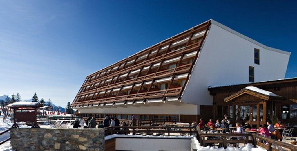 L'hôtel - Hôtel La Cachette *** Les Arcs 1600