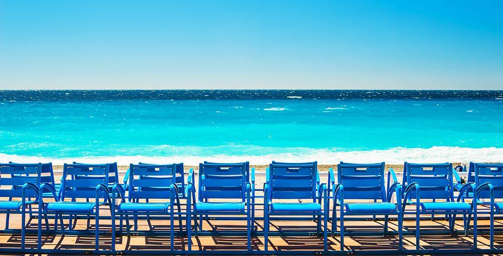 Entre plages...