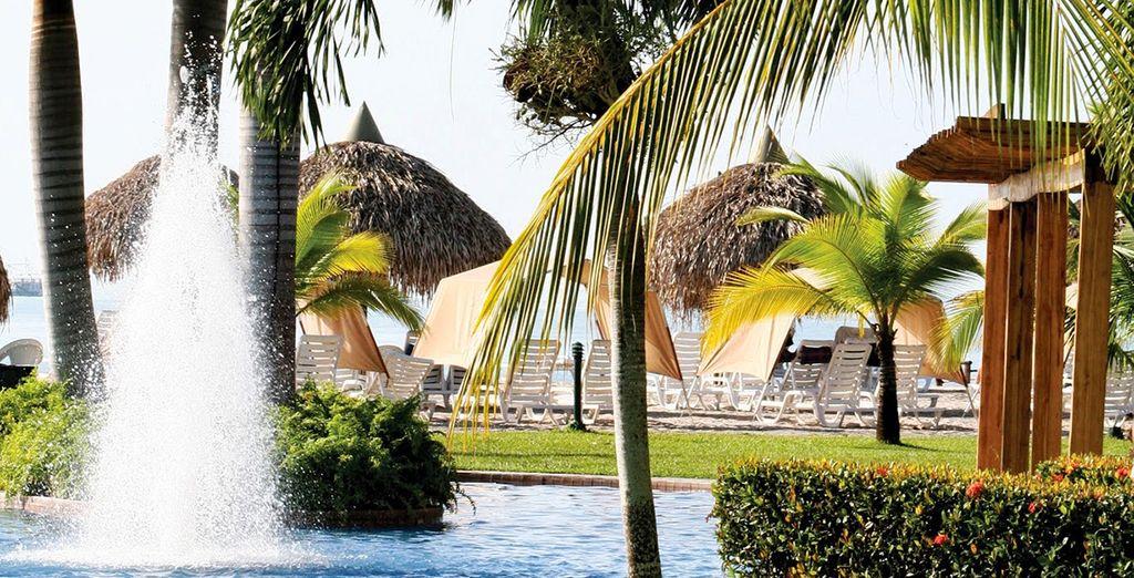 ...Et exotique, au Royal Decameron Golf, Beach Resort & Villa