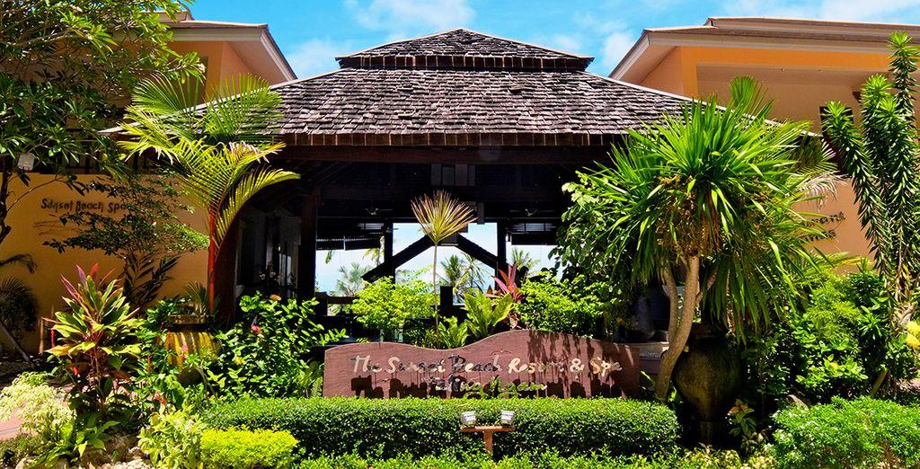 Le Sunset Beach Resort & Spa vous ouvre ses portes